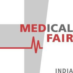 Bild: Logo Medical Fair India